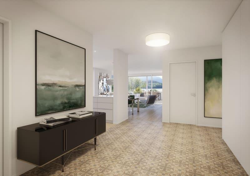 GRACE - Traumhafte Seesicht dieser 5.5-Zimmerwohnung (3)