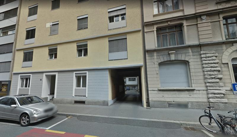 Parkplatz mitten in Luzern zu vermieten!