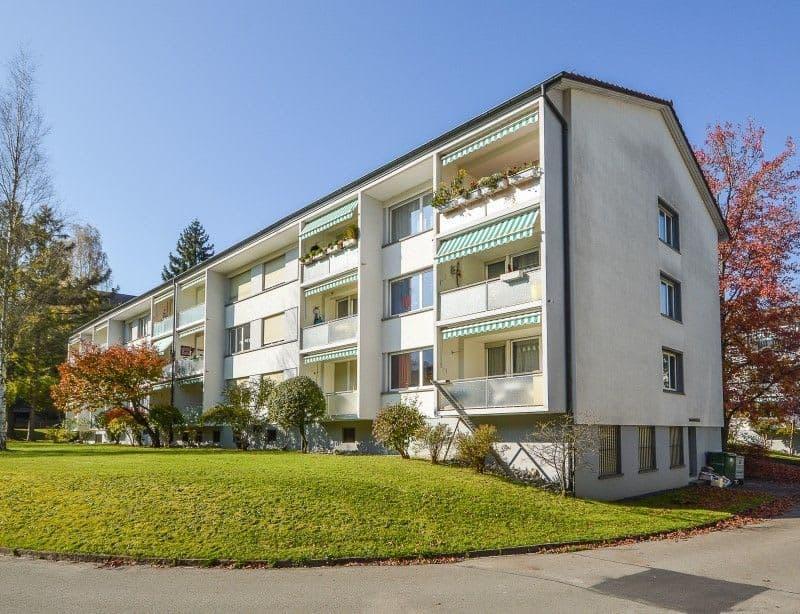 Gemütliche 2-Zimmer-Wohnung im Weissenbühlquartier