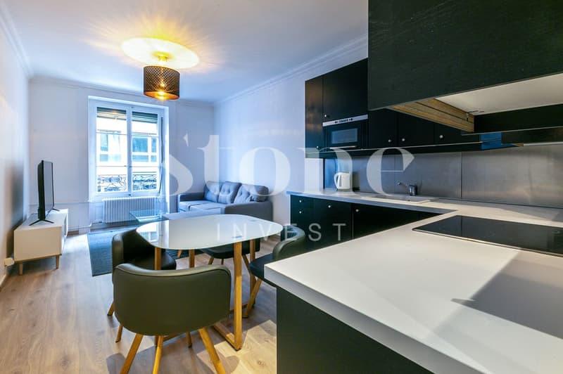 Magnifique Appartement meublé de 53.6m2 complètement rénové