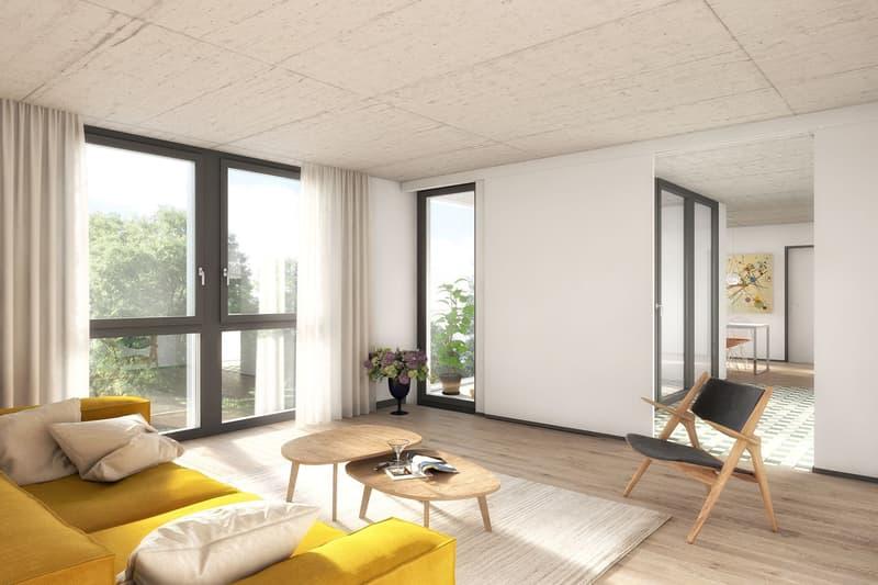 URBAN + TRENDIG = HOLZPARK! 4-Zimmer-Wohnungen