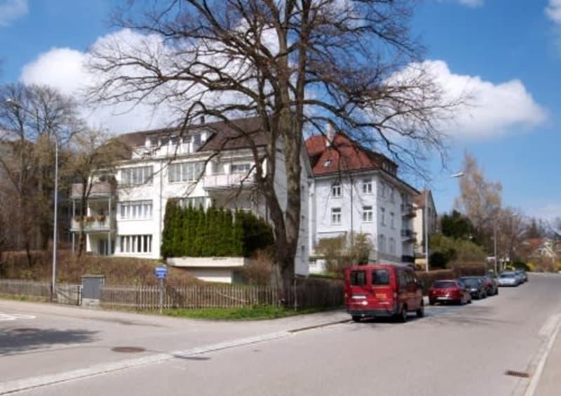 St. Gallen - Rosenberg - Garagenbox