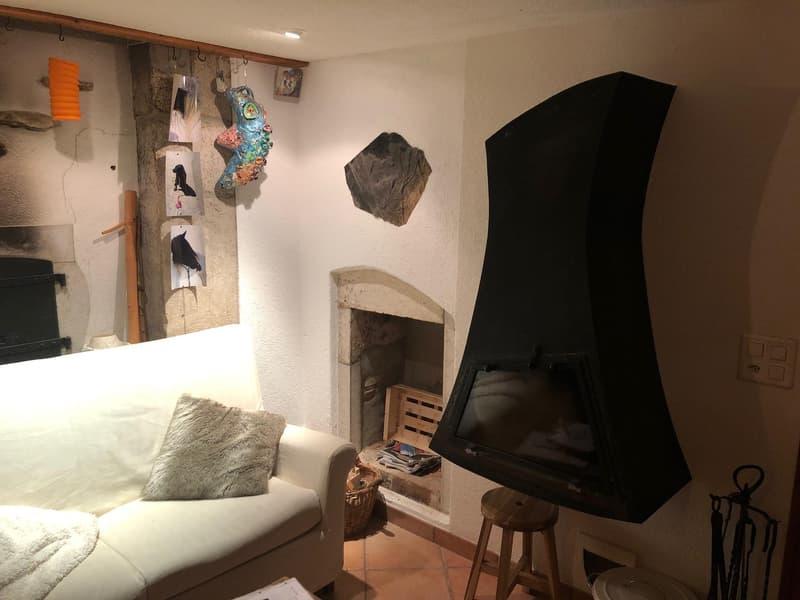 Magnifique Appartement de 110 m2 au Solliat