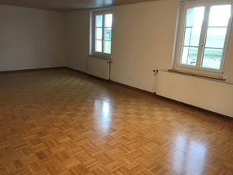 In Bauernhaus ruhige, sonnige 4,5-Zimmer-Wohnung (4)