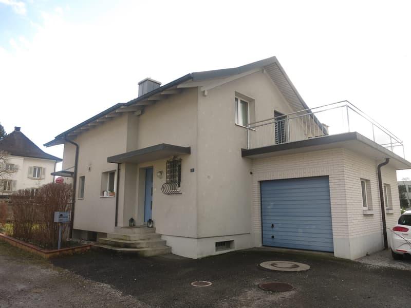 Lichtdurchflutetes 6.5-Zimmer-Einfamilienhaus im beliebten Klosterzelgquartier