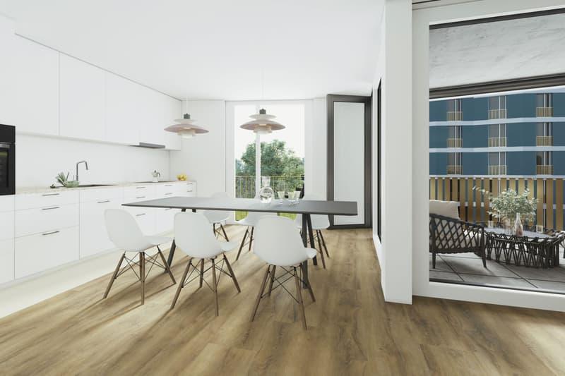 enSOmble-blumenfeld: Ihre neue Studiowohnung.