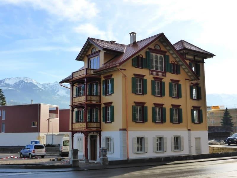 Wohnen im neurestaurierten historischen 3-Familienhaus