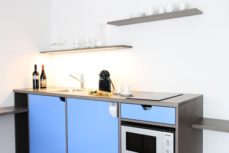 Möbiliertes 1.5 Zi. Business Apartment zu vermieten