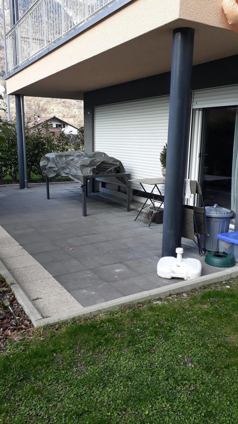 Joli 2,5 avec terrasse ensoleillée à louer pour 1er avril 2020