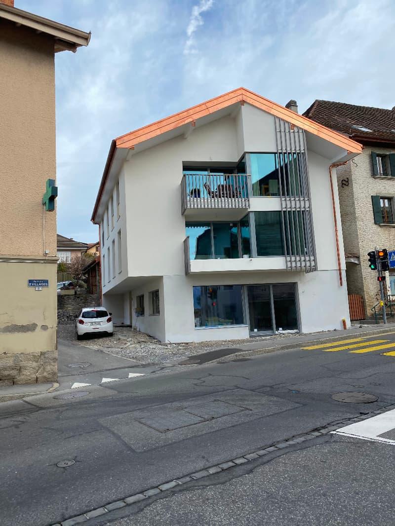 Saint-Légier - appartement de 2.5 pièces au rez-de-chaussée