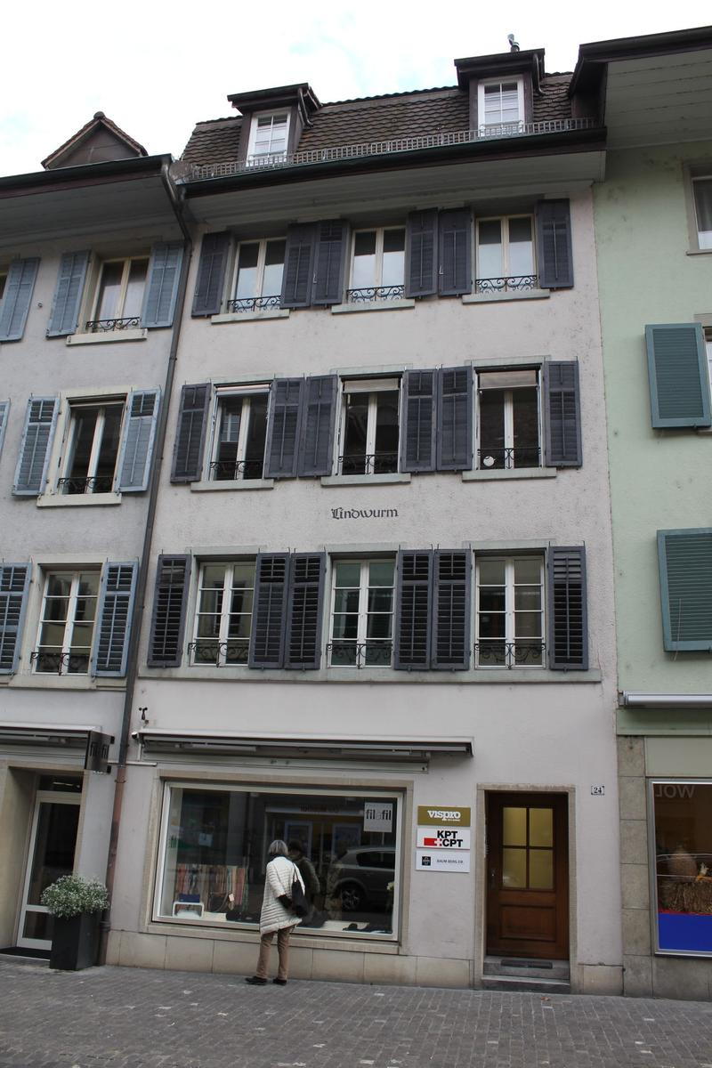 Attraktives Studio im Herzen von Brugg