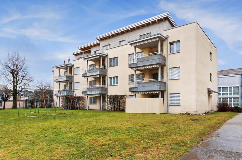 Hell und grosszügige Wohnung in Dagmersellen