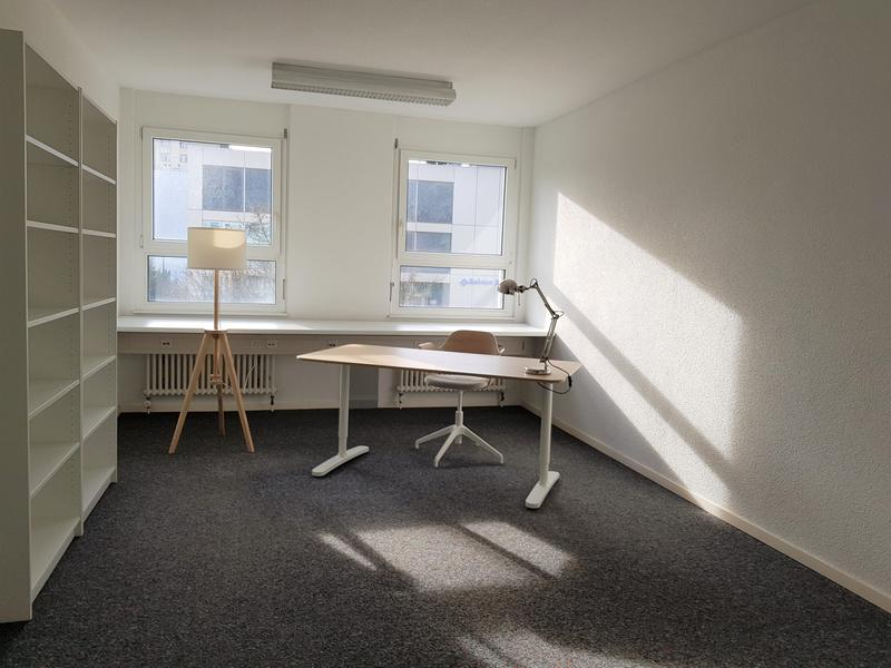 Raus aus dem Home Office – Möblierte Einzelbüros zum Pauschalpreis!