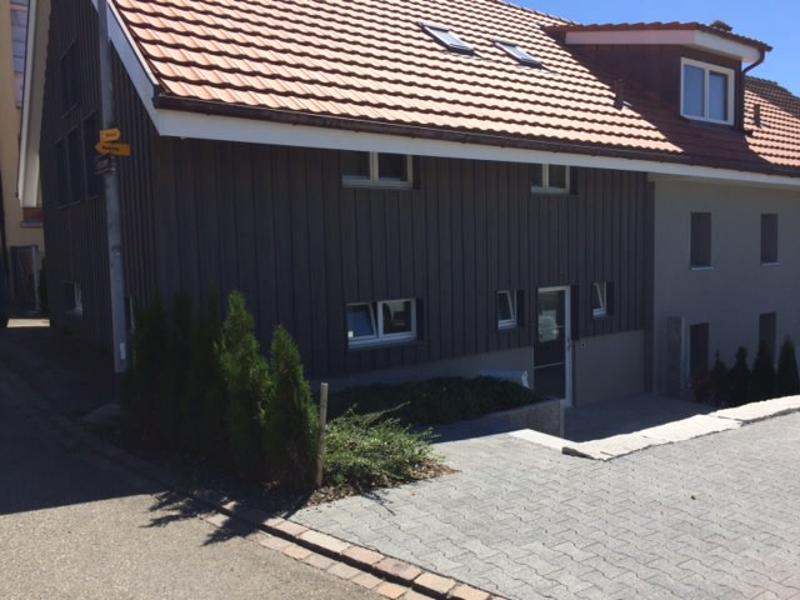 Charmantes Reihenfamilienhaus in Künten zu vermieten- ländlich und stadtnah