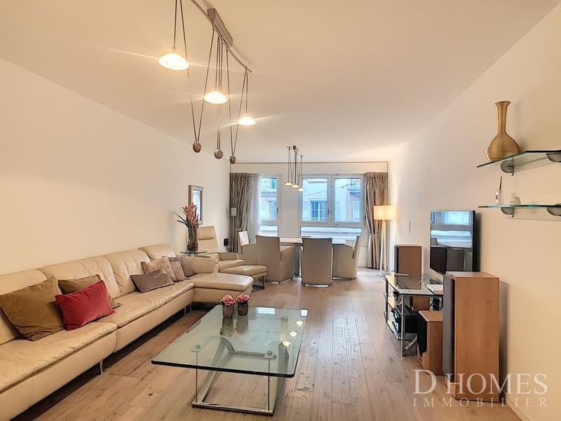 EN EXCLUSIVITE I Appartement de 5 pièces - Quartier des Eaux-Vives