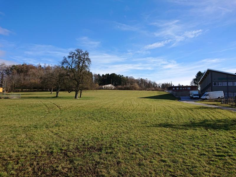 Diverse Gewerbebaulandgrundstücke in Flughafennähe (Niederhasli - Ortsteil Oberhasli)