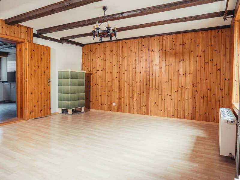 Attraktives Reiheneinfamilienhaus mit Sicht auf die Glarner Alpen