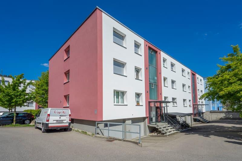 Gemütliche 2.5-Zimmerwohnung in Burgdorf