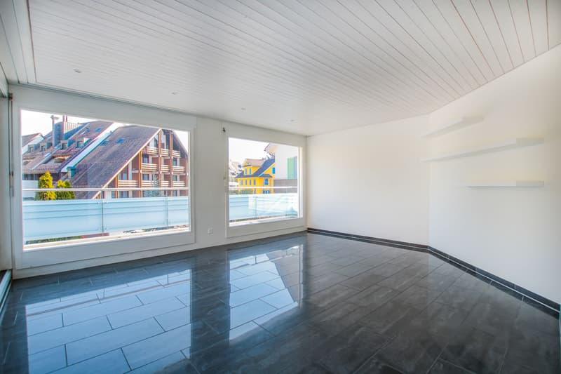 Attraktive Wohnung mit grosser Terrasse