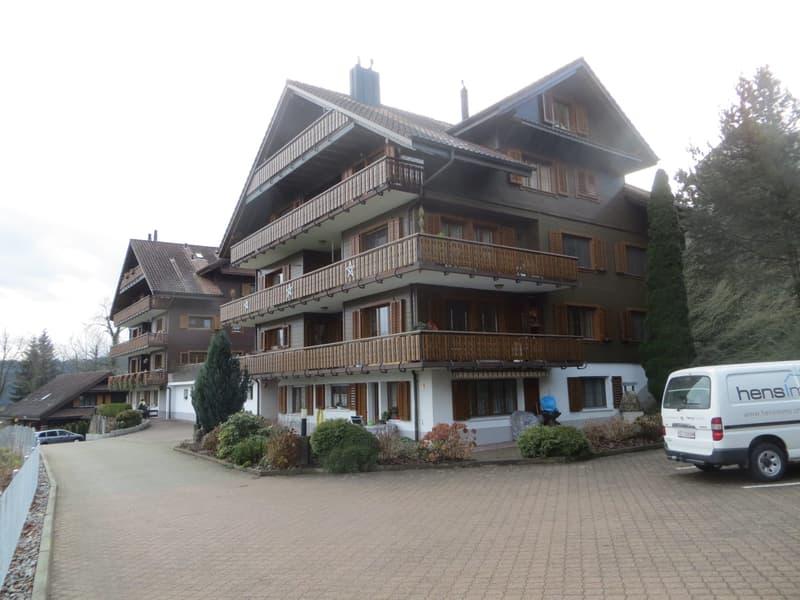 Grosszügige Maisonette Wohnung im Attika Geschoss (1)