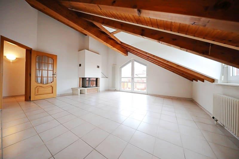 Magnifique appart 3,5 p / 2 chambres / 1 SDB / avec balcon.