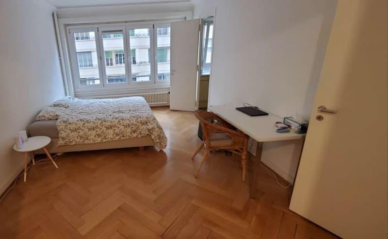 Bel appartement de 2 pièces situé à Champel.