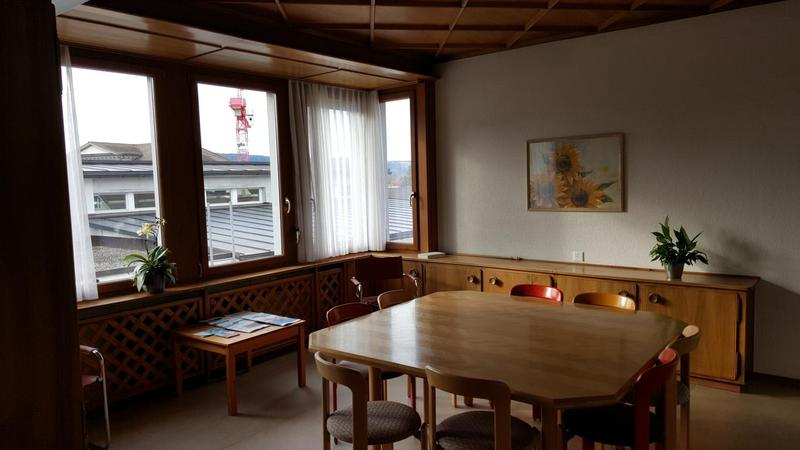Praxisraum 22,5 m2, Fr. 750.-/Monat