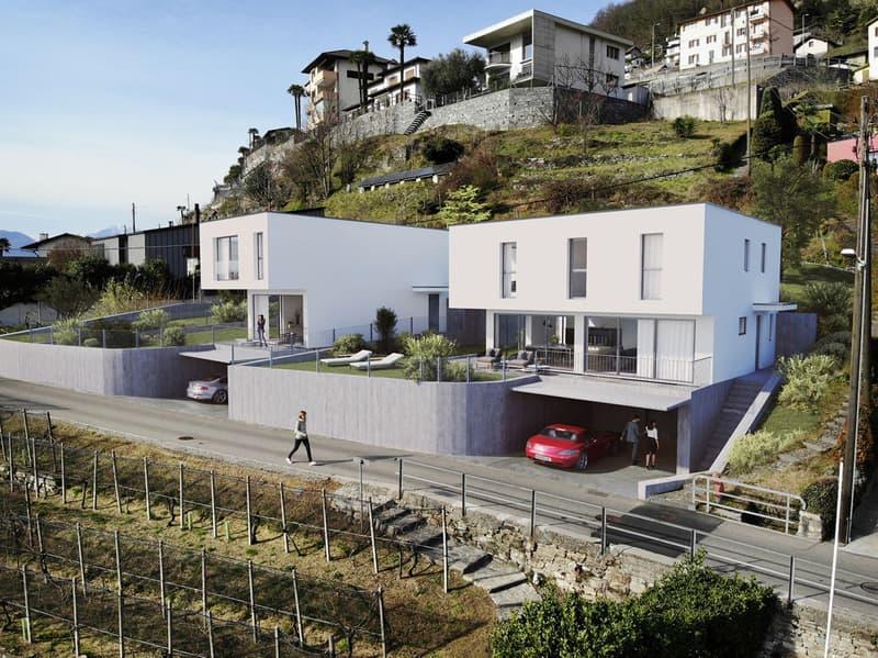 Villa 4,5 locali (residenza primaria)