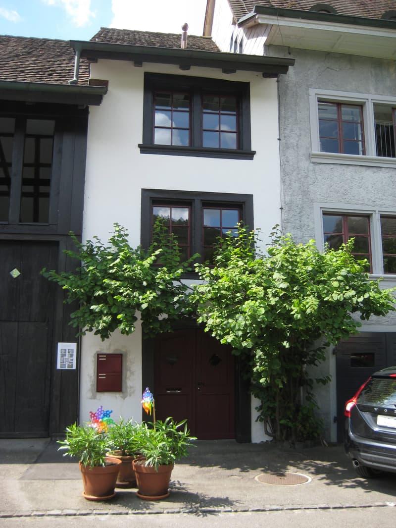 Eingang Hausteil