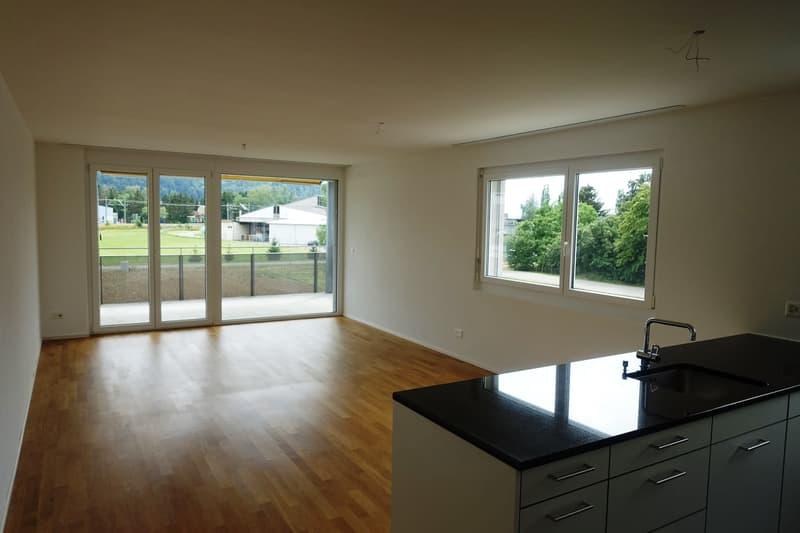 Helle und moderne 3.5-Zimmerwohnung in Neunkirch