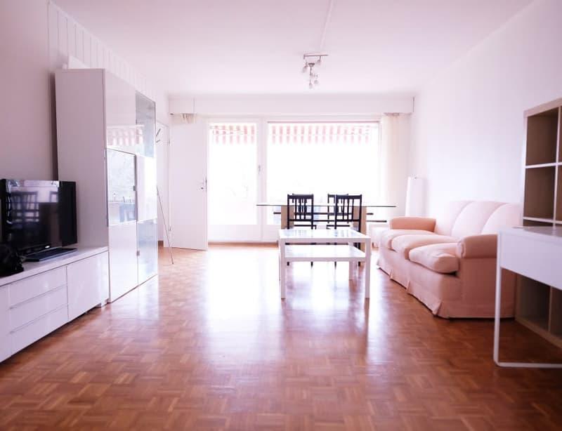 Magnifique 5,5p // 4 chambres // 2 SDB // Balcon - Calme