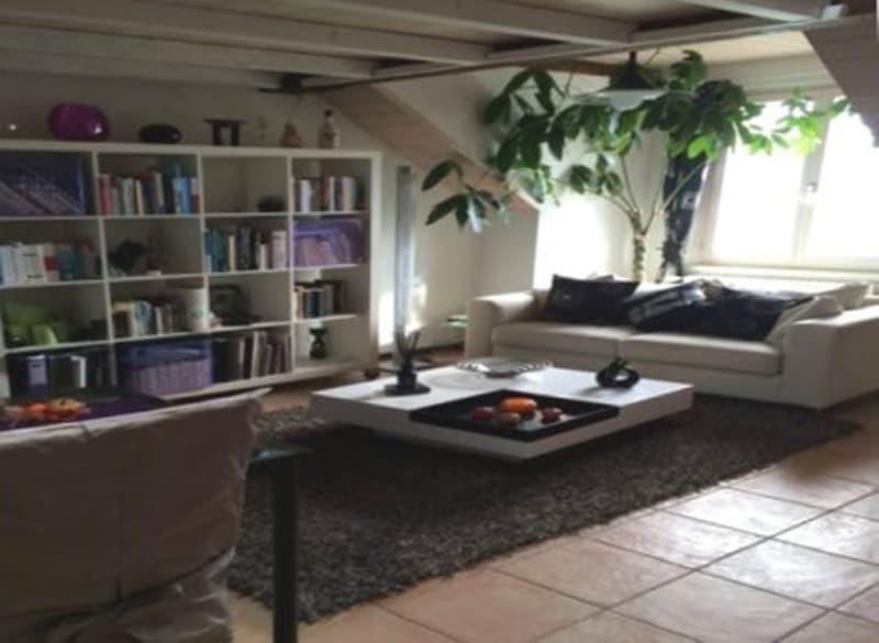 Appartement de 2.5 pièces 60 m2 + mezzanine