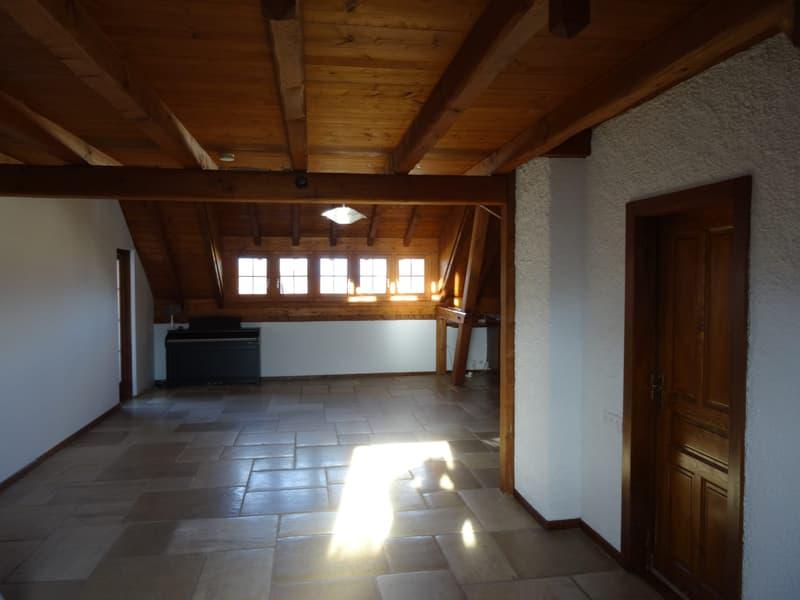 A louer superbe duplex 5 pièces, 170 m2, à 5 min d'Echallens (3)