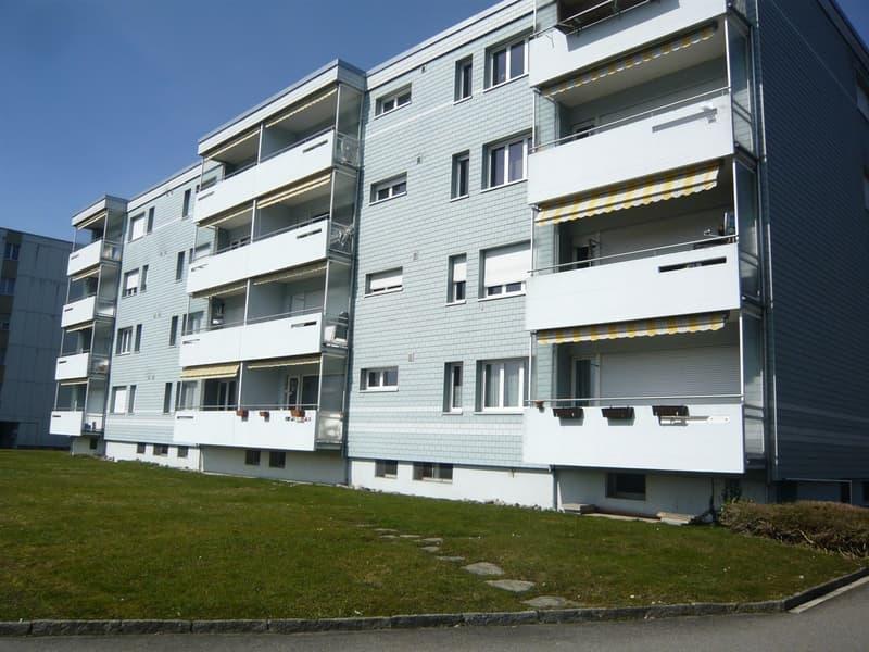 Geräumige Moderne Wohnung