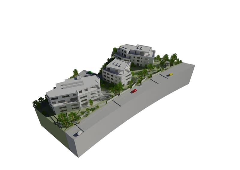Neubau Büroräume
