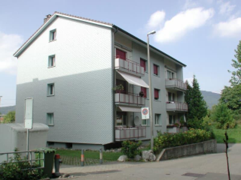 Gemütliche 3-Zimmerwohnung im 2. OG (zuoberst)