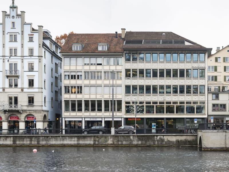 ERSTVERMIETUNG: Frisch renoviertes Appartement am Limmatquai!