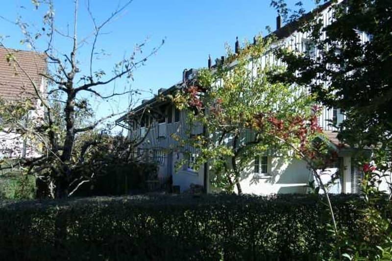 Renoviertes 5 1/2-Reiheneinfamilienhaus in Binz/ZH