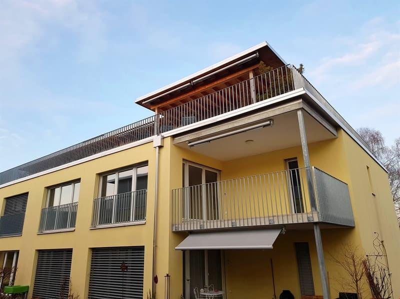 Ruhig gelegene moderne 4.5-Zimmerwohnung
