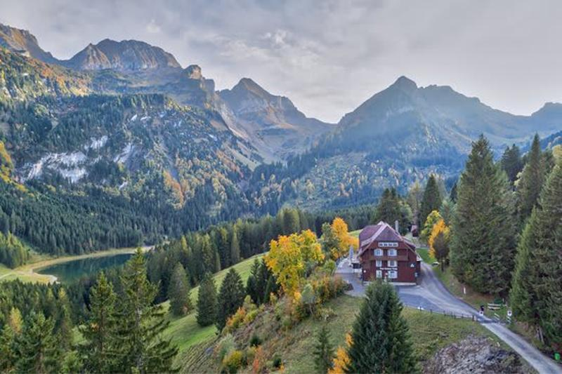 Berggasthaus Voralp zu vermieten