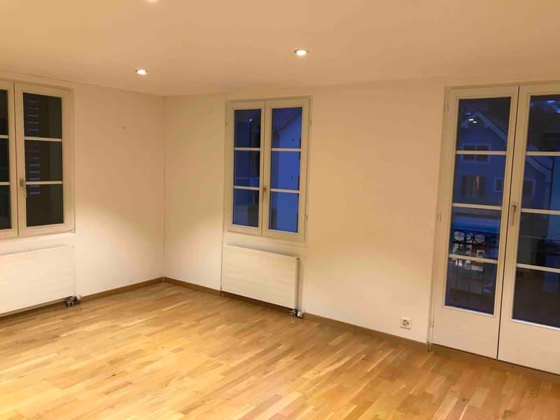 Moderne 2.5Z Wohnung in Zentrum von Gersau