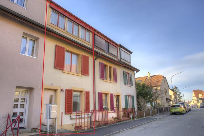 Gemütliches 5-Zimmer-Reiheneinfamilienhaus