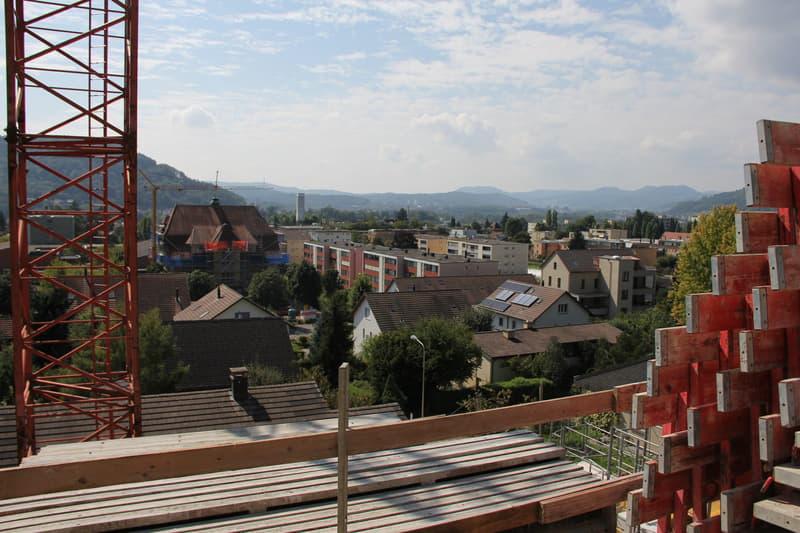 Baustart erfolgt -Terrassenhaus mit fantastischer Aussicht
