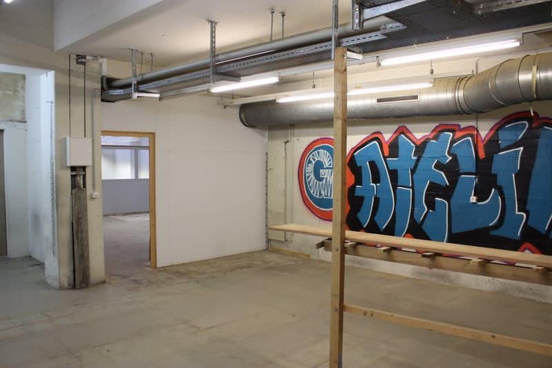 Ateliers und Mehrzweckräume in Schwamendingen, befristet