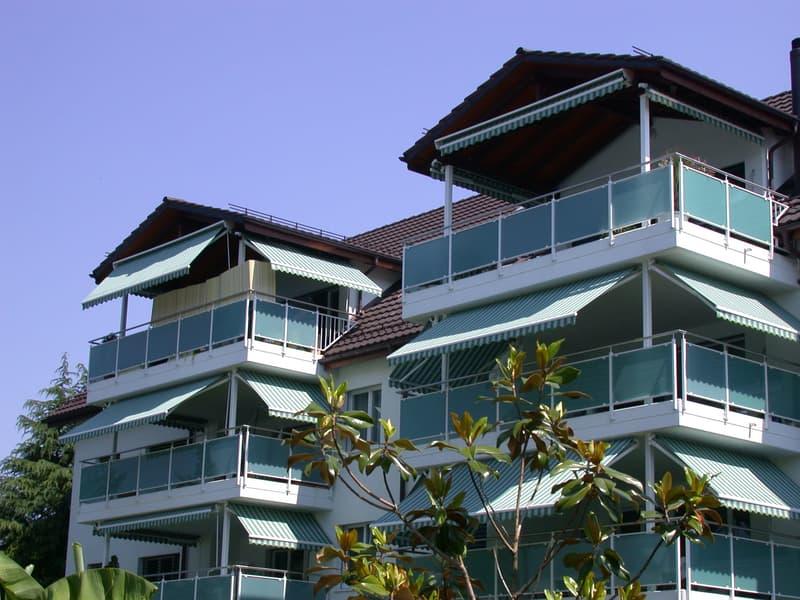 Grosszügige Dach-Maisonette-Wohnung im Herzen von Egg