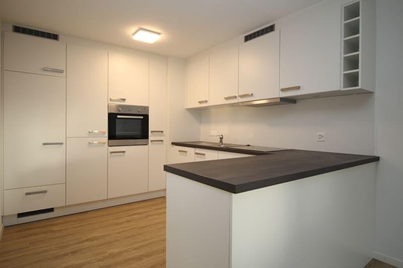 Renovierte 4,5-Zimmerwohnung in Löhningen
