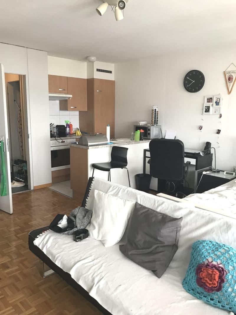 1.5-Zimmer-Wohnung in Ostermundigen