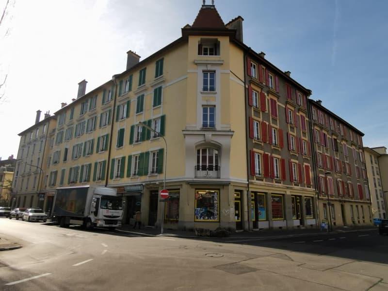 Vevey, Rue Aimé-Steinlen 5, appartement de 2 pièces