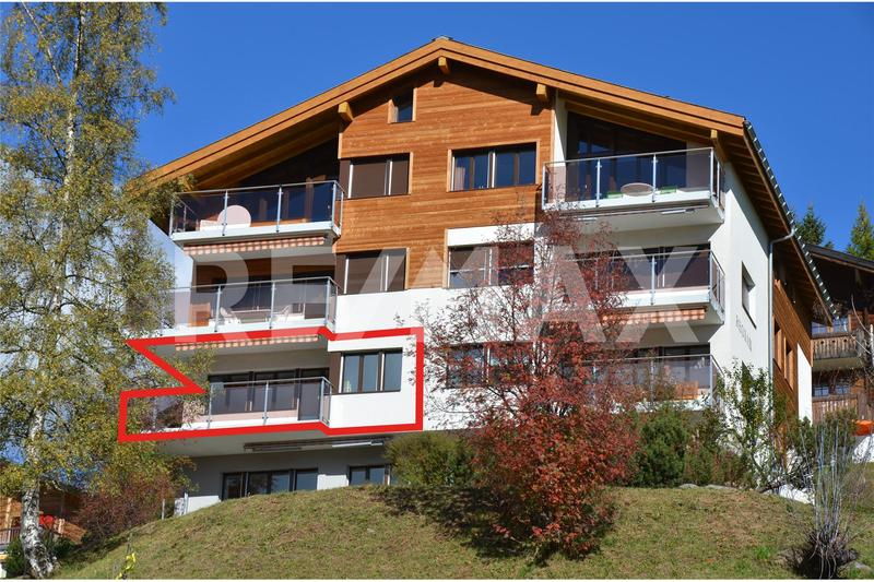 4.5 Zimmerwohnung im Ferienhaus Rhodan, Bellwald