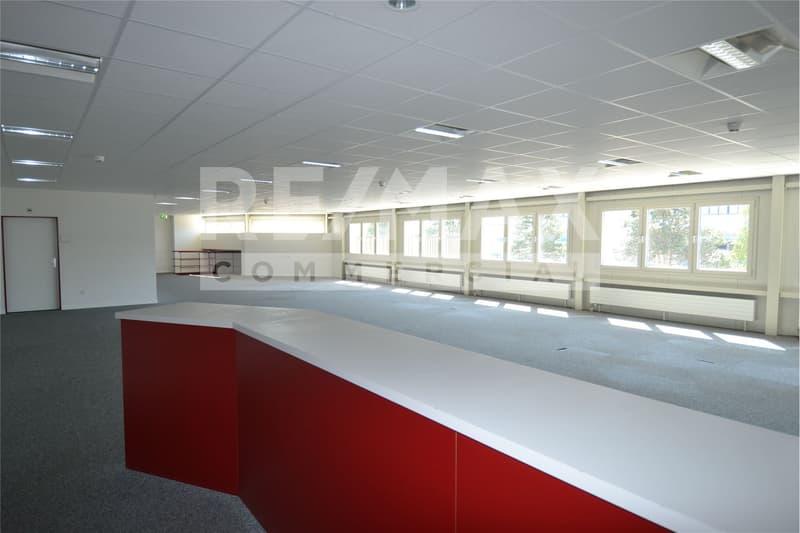Grosse & helle Büroräume